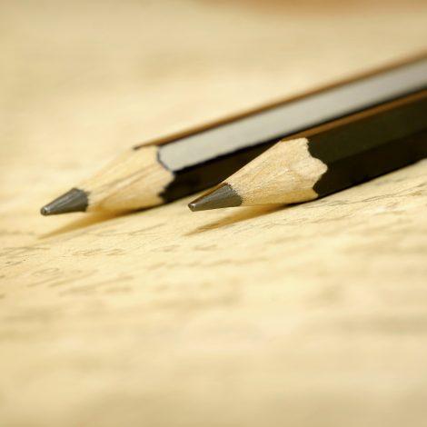 Pencils - back to school concept